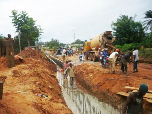 Road Project Kopek
