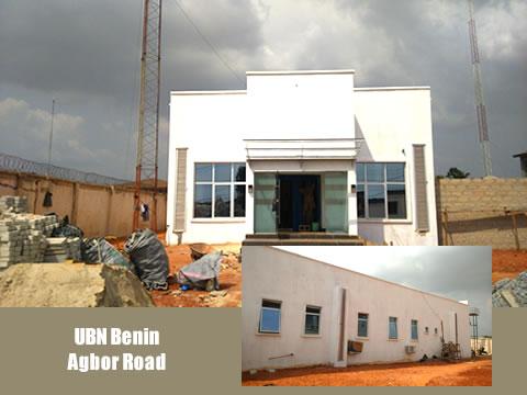 UBN Benin Agbor Road